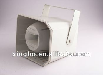 40watts power horn loudspeakers made from ABS material for wholesale