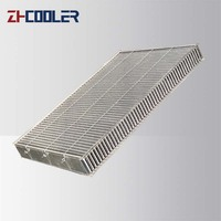 OEM Tube-Fin Car Intercooler Core
