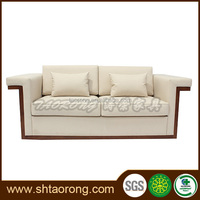 Comfortable living room pictures wood sofa furniture SO-482