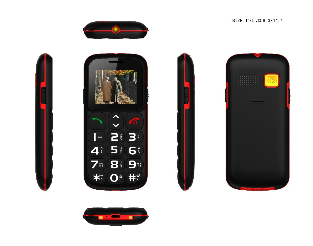 large keyboard senior low price china mobile phone
