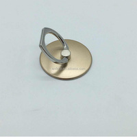 The round shape Pattern Metal Rotation Ring Stand Holder Bracket circular ring support bracket 360 degree rotation bracket