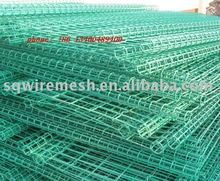 welded wire fence /hot-dipped galvanization fencing wire mesh