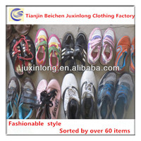 2014 juxinlong mixed second hand shoes with best quality
