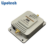 Lipotech wifi signal booster 2.4Ghz signal booster 5W 2KM coverage wifi signal booster