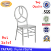 New arrival stackable stainless steel phoenix event chair