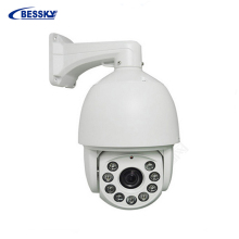 High quality 960P 1080P 20x optical zoom outdoor 360 degree 6 inch ip ptz camera