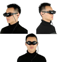 1080p hd Portable Wireless Video Glasses Eyewear Mobile Theatre VG260 with AV-in for FPV