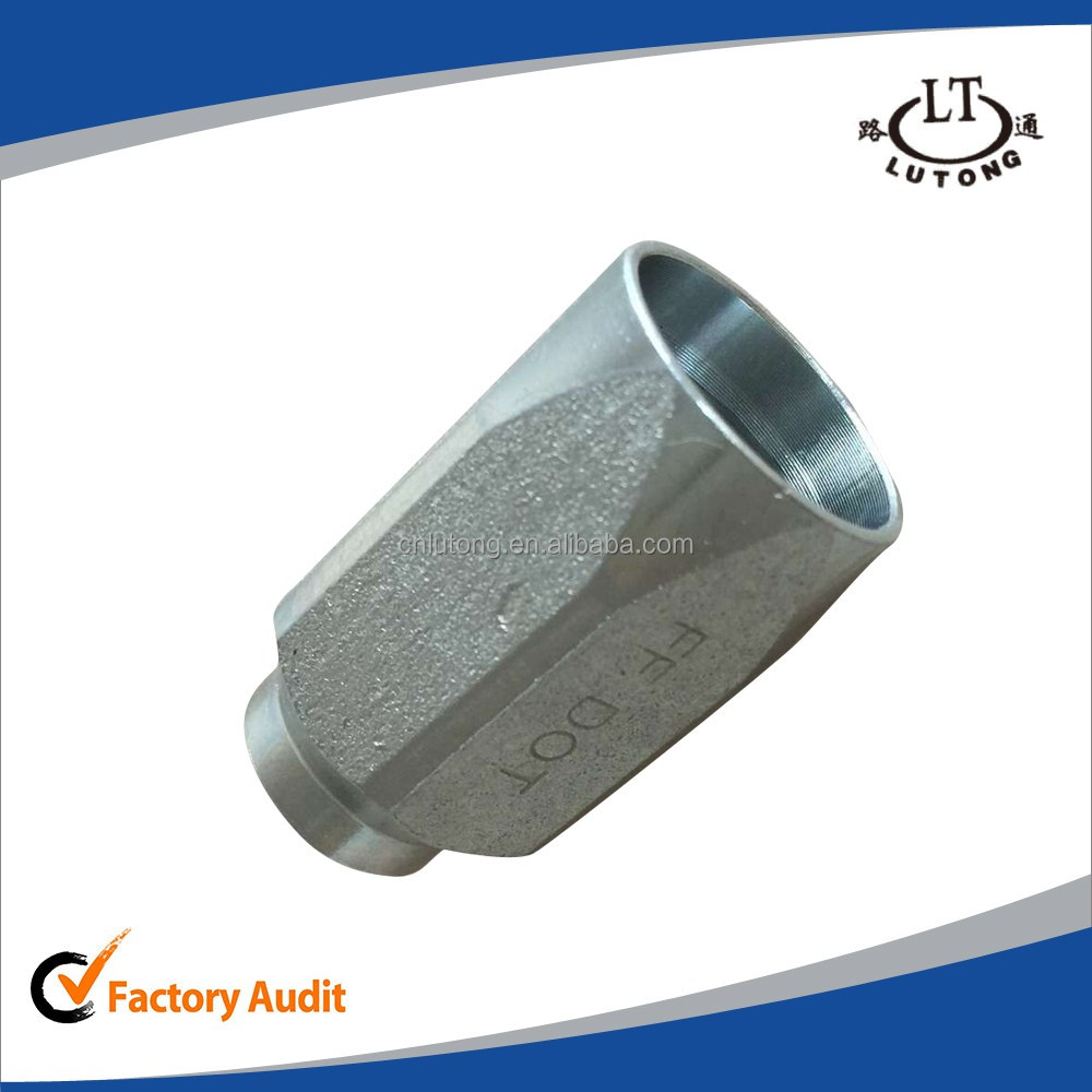 resuable Hydraulic Ferrule for SAE 100 R5 Hose 00518 ferrule