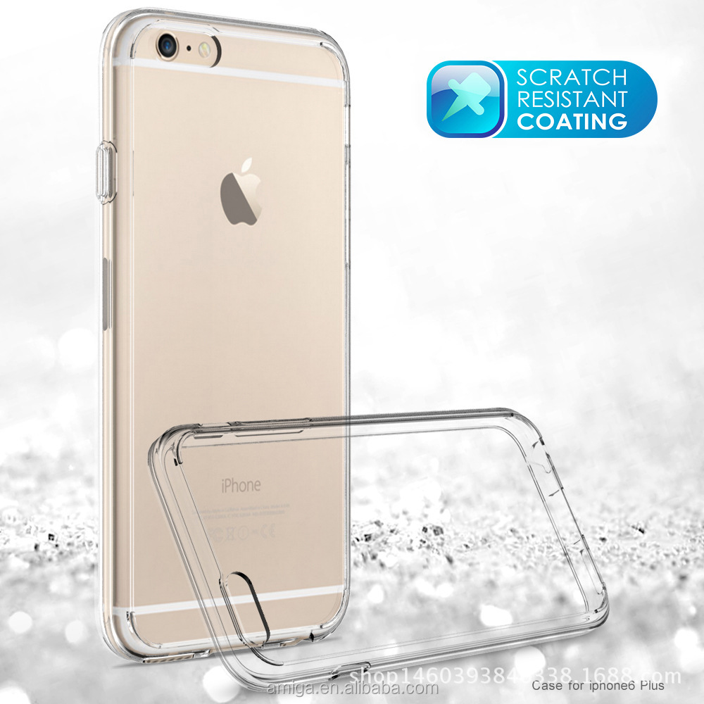 2016 trending products for Apple Iphone 7 TPU Case, Clear Soft For Iphone 7 Tpu Clear Case Wholesale