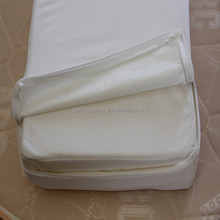 100% Polyester Material and Knitted Technics bed bug mattress cover