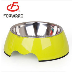 stainless steel dog salad food bowl for wholesale