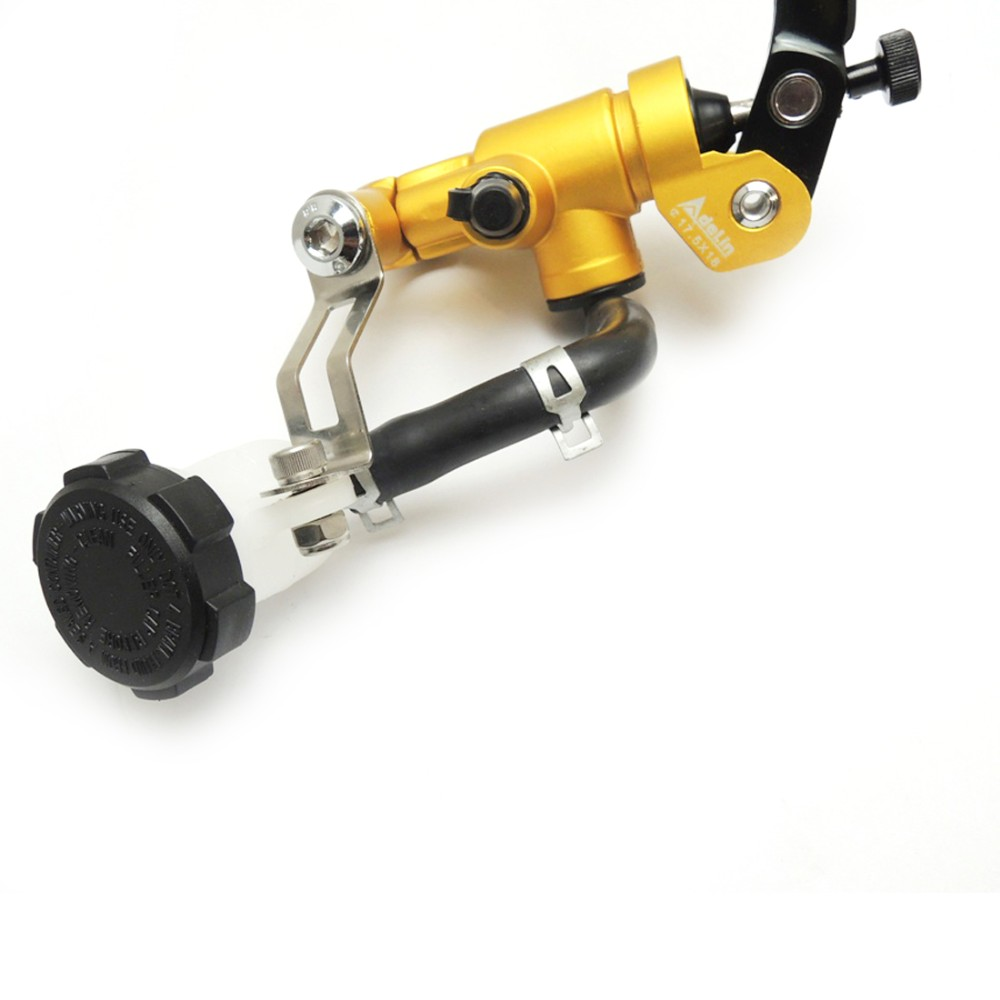 Motorcycle Clutch Brake Lever Master Cylinder For DUCATI 1098 749 748