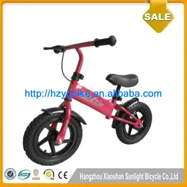 HOT Sale !12'' EASY RIDE Kids Balance Bike Children's First Training Bicycle BRAND NEW