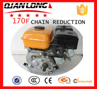ENGINE 2016 7.5HP CHAIN REDUCTION Gasoline Engine For Sale General 170f Gasoline Engine For Generator