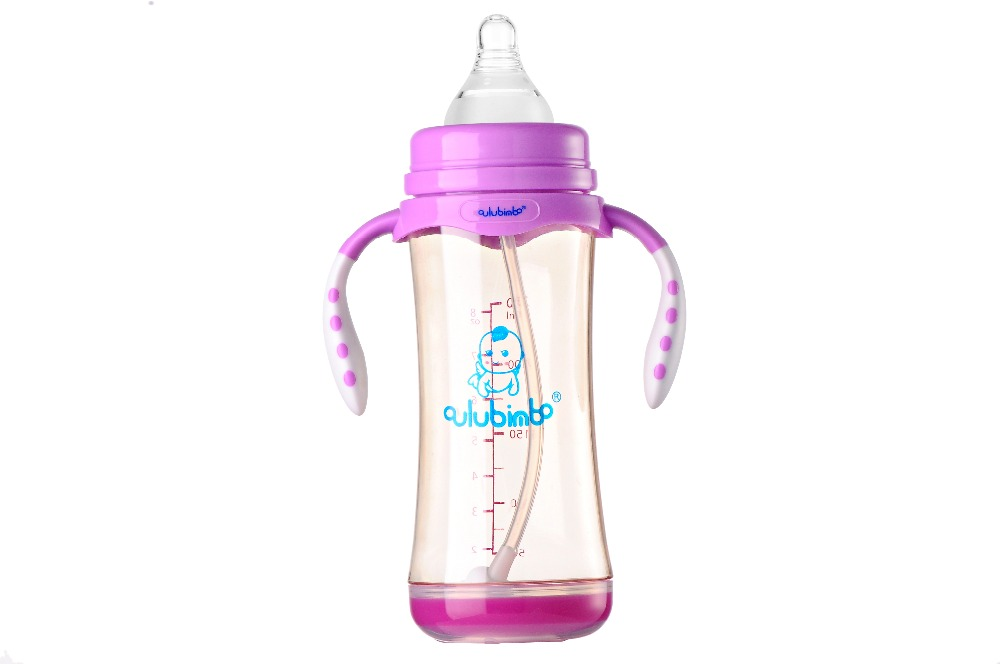 Baby Products BPA Free PP Baby Bottle Manufacturer
