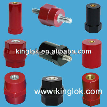 CS series bus bar insulator/low voltage epoxy busbar insulator insulator standoff insulator