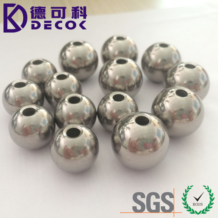 Carbon Steel 22mm Ball with Hole