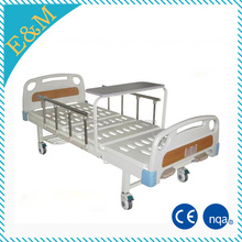 Cheap Rotating Hospital Bed , Hospital Over Bed Table , Infant Hospital Bed