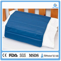 Free Samples Products 100% Polyester Gel Cooling Pillow Covers for Summer use