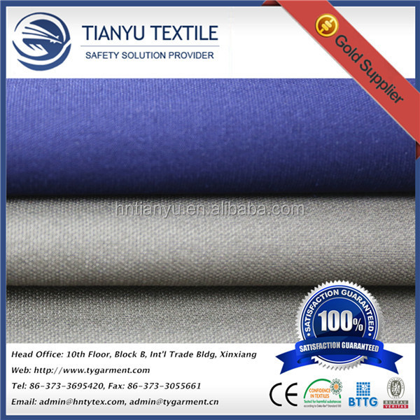 Suit Fabric High Quality in 100% Cotton Plain Weave Solid Canada Canvas Fabric