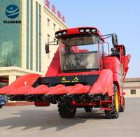 TIANREN 3 - 7 Rows Maize Harvesting Machine Prices