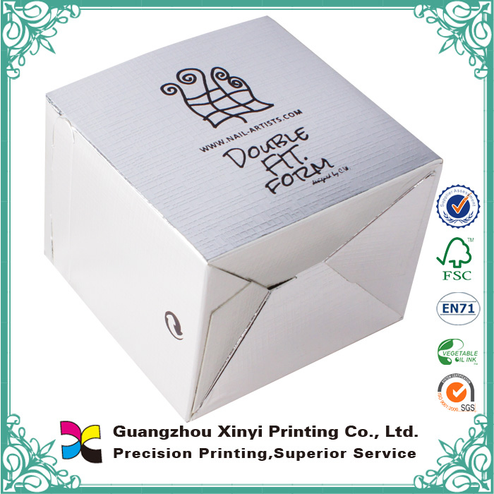 Beautiful design sweet paper box