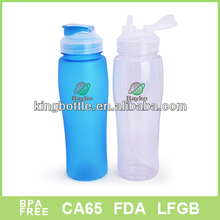 Best sales Coatting outside plastic drinking bottles for sale