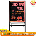 LED Advertising board 50*70cm A Stand LED writing board with cheapest price wholesale for promtion and advertising