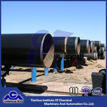 3pe Steel Pipe with Anticorrosive Coated for Oil or Natural Gas