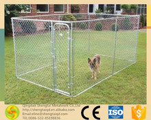 wholesale classic galvanized outdoor dog kennel