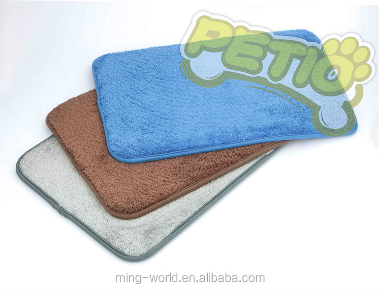 Antimicrobial Machine Washable Pet Training Dog Urine Absorbing Mat