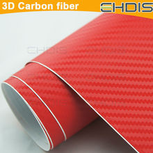 auto tuning car 3d carbon folie wrapping sticker