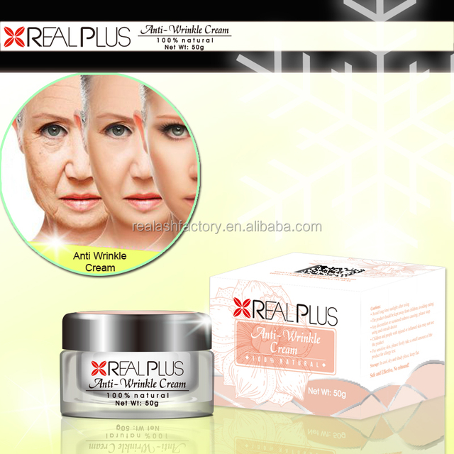 Anti aging hottest wrinkle care customized korean cosmetics