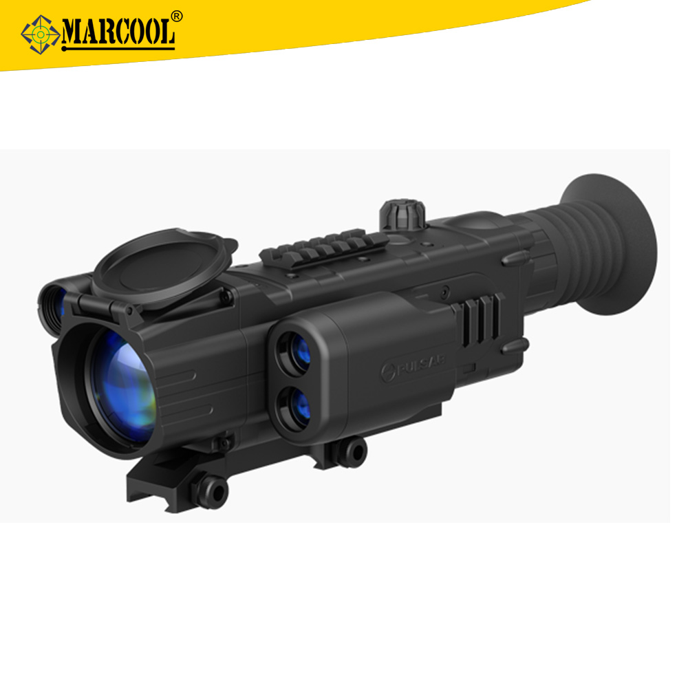 Pusar Digisight LRF N850 Digital Hunting Night Vision Riflescope Hunting Rifle Scope