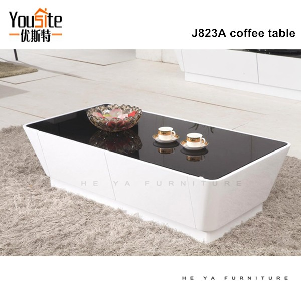 Low Price Wooden Furniture Models White Coffee Table J823a View White Coffee Table Yousite