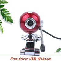 PC Webcam Camera with Microphone,Free driver USB Webcam