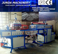 thermoforming blister packing machine