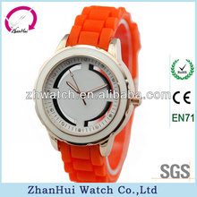 New products silicone watches wholesale fashion new model watches ladies cheap wristwatch for promotional gifts