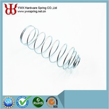 bathroom use polishing stainless steel waterproof coil compression springs