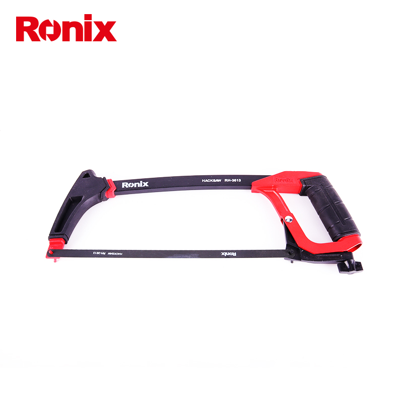 Ronix Handle saw Heavery Duty Steel Hacksaw Frame Saw Wood Metal Cutting Hacksaw model3611