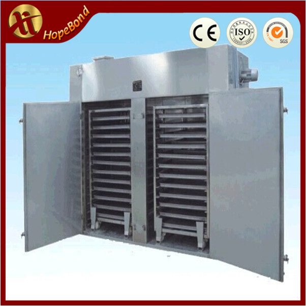 Factory price meat drying machine /fish dryer with trays and trolleys