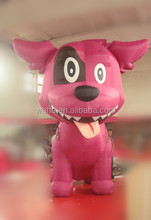 Event advertising animal/Inflatable dog cartoon