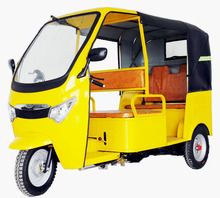 indian Bajaj auto taxi tricycle bajaj three wheeler taxi passenger tricycle
