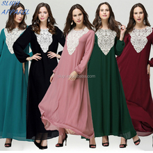 Beautiful Dubai Fancy Kaftan Women Abaya Dress women elegant good fabric arab long transparent night gown
