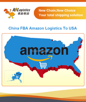 Door To Door Sea Freight Services From China To USA Amazon FBA Warehouses