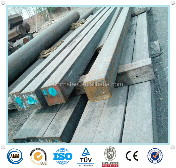 Various standards Prime Mild Steel Billet Square Billets from China manufacture