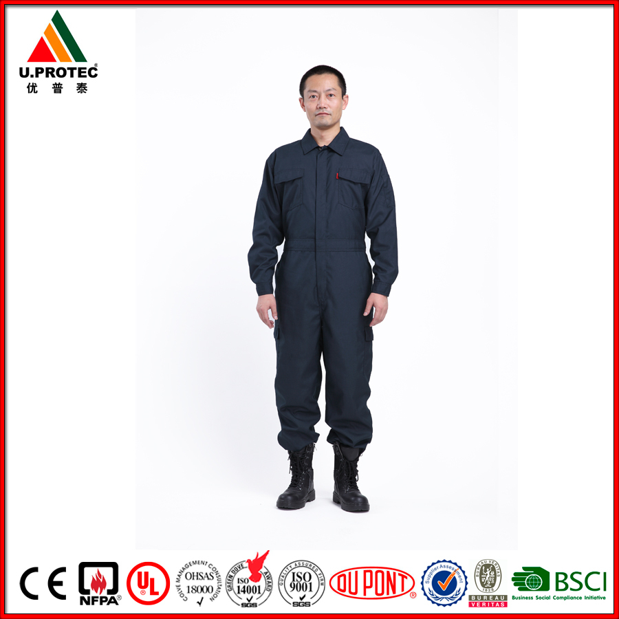 Dupont Nomex IIIA International Standard Flame Retardant Coverall