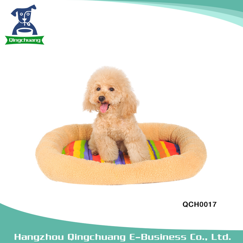 Colorful Stripes Pet Supplies Dog Bed Dog Mat