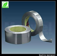self adhesive acrylic aluminium foil insulation tape for hvac pipe jointing