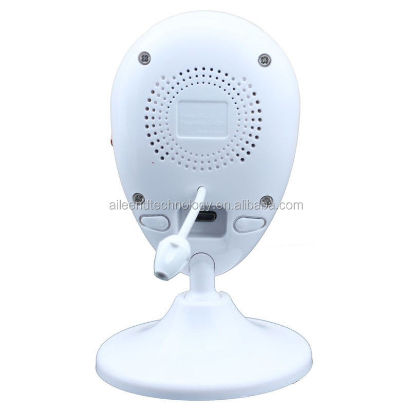 "with Infrared Night Vision 3.5"" Portable 2.4 GHz Video Wireless Baby Monitor"